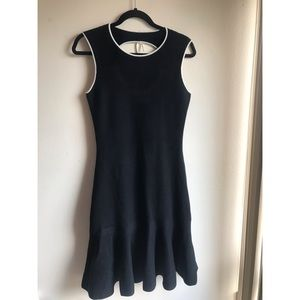 Kate Spade Fluted Sweater Dress, Size s